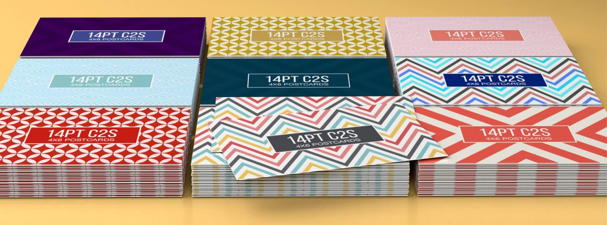 GR Print Specialty Business Cards